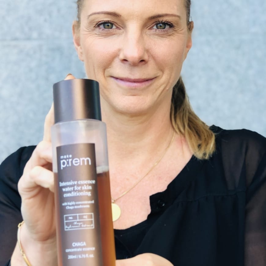 Yasemin med Chaga concentrate essence