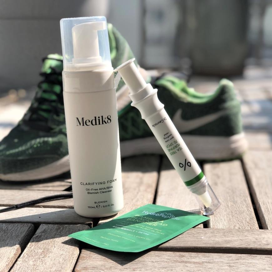 Så påverkas huden av din träning
