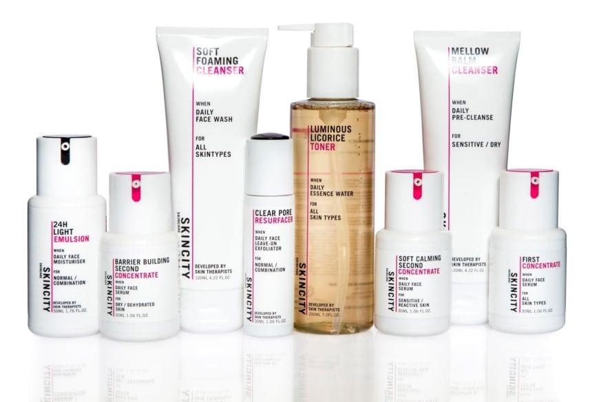 Skincity Skincare hudvårdsprodukter