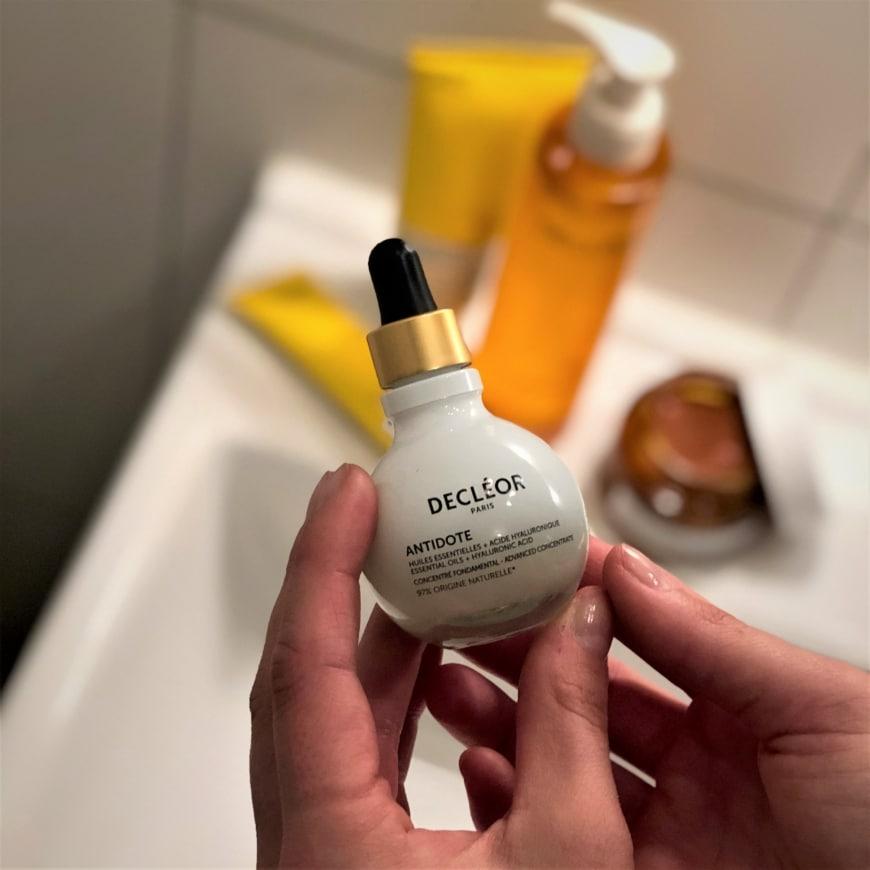 antidote serum