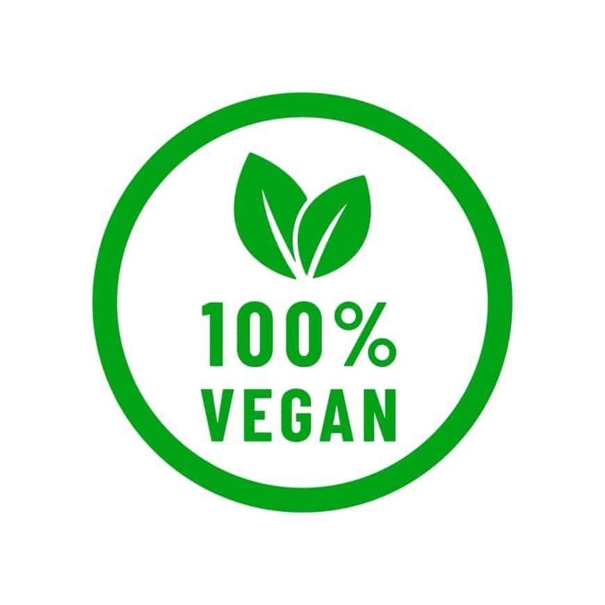 Bild vegan