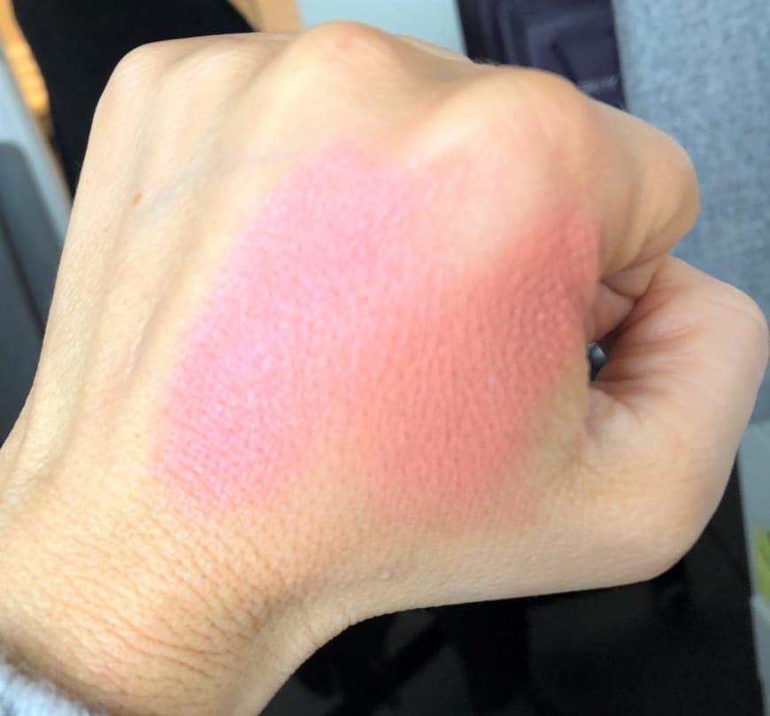 swatch blush