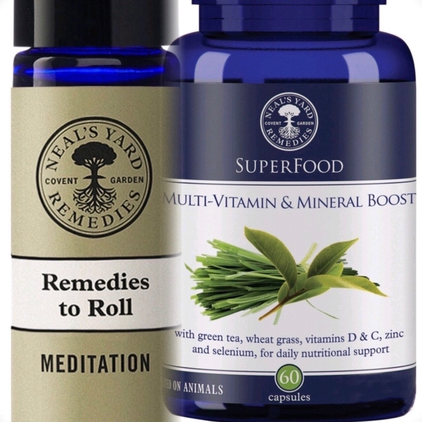 Remedies to Roll och Multi-vitain & Mineral boost