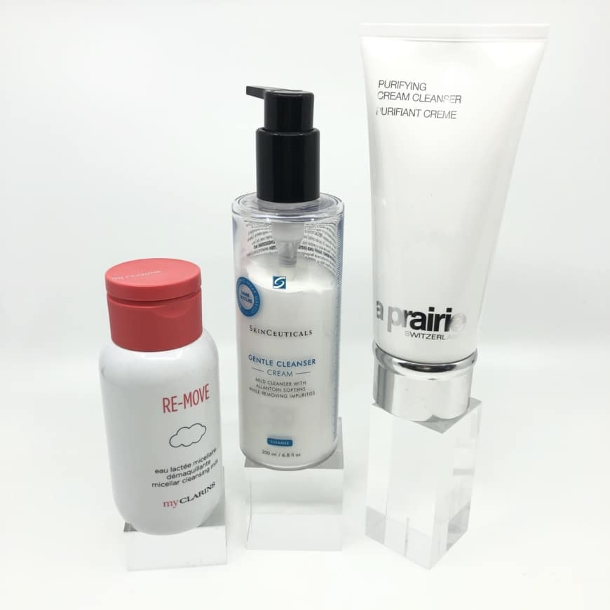 My Clarins Micellar Cleansing Milk, Gentle Cleanser, Purifying Cream Cleanser