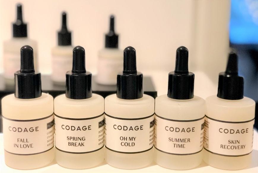 Bild på serum från Codage