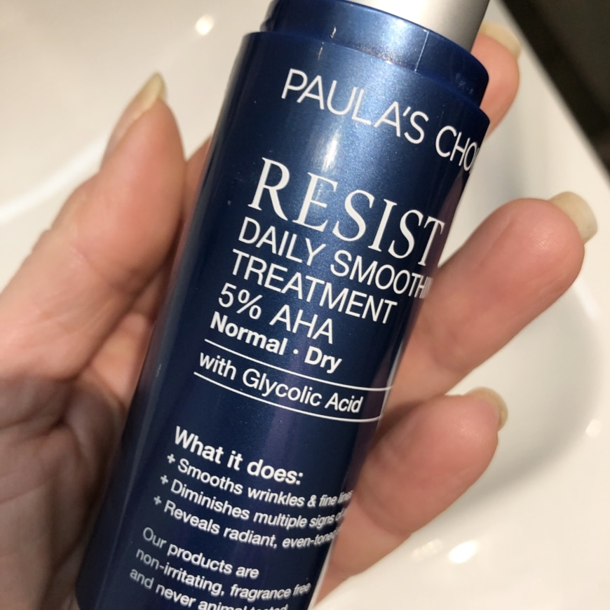 Paula´s Choice exfoliering Resist Daily Smoothing Treatment 5% AHA
