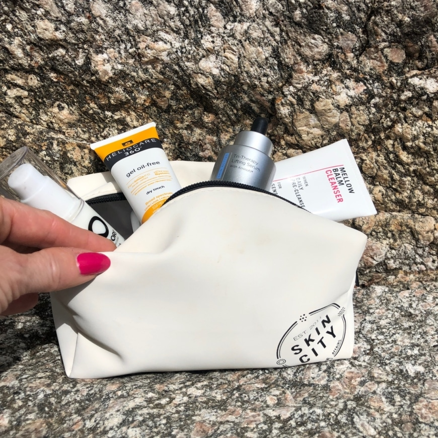 The Skincare bag S
