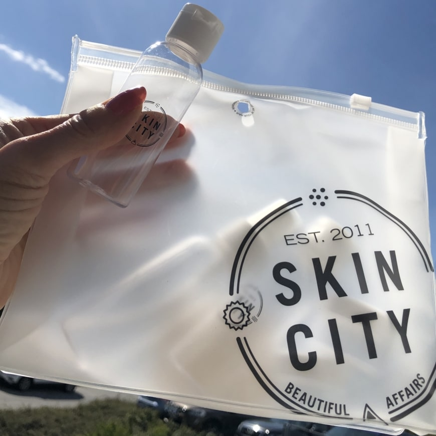 Skincity essentials The travel kit!