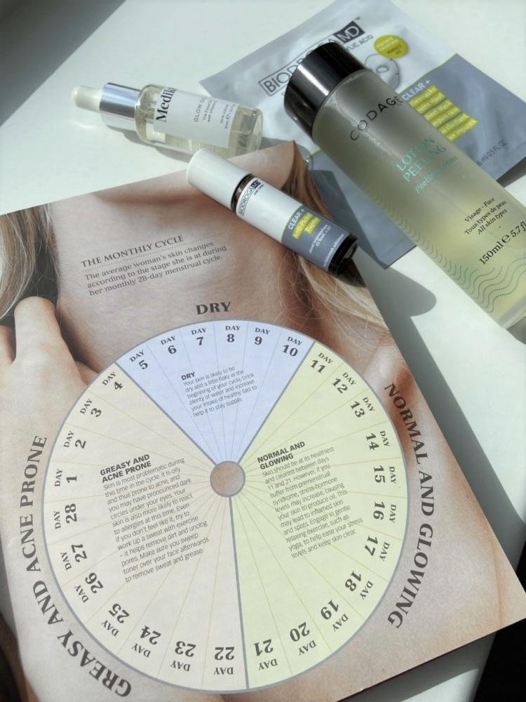 Cyclic skincare 4