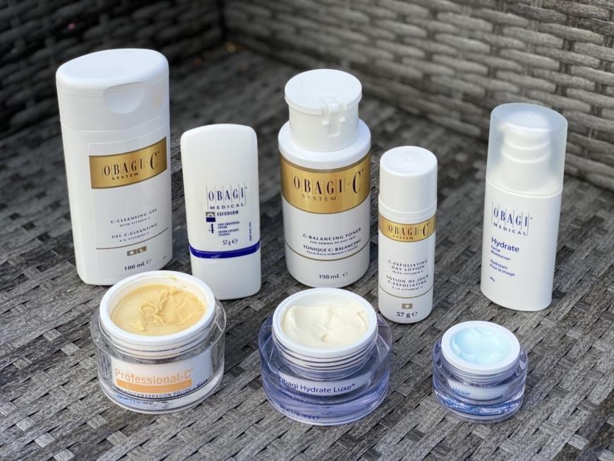 produkter från Obagi