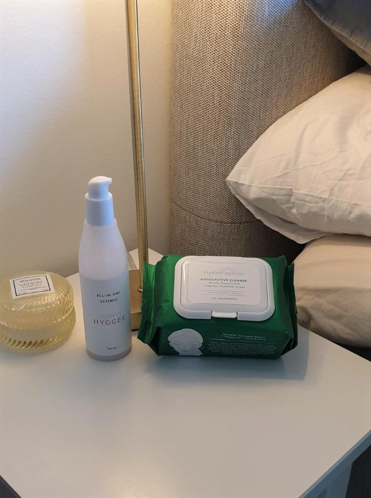 Carolin gästbloggar hudvård