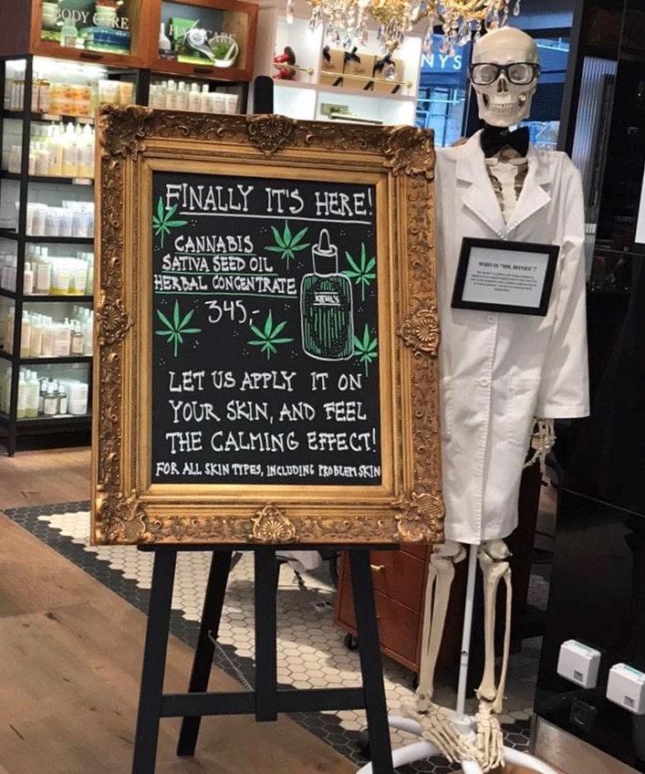 Mr. Bones store
