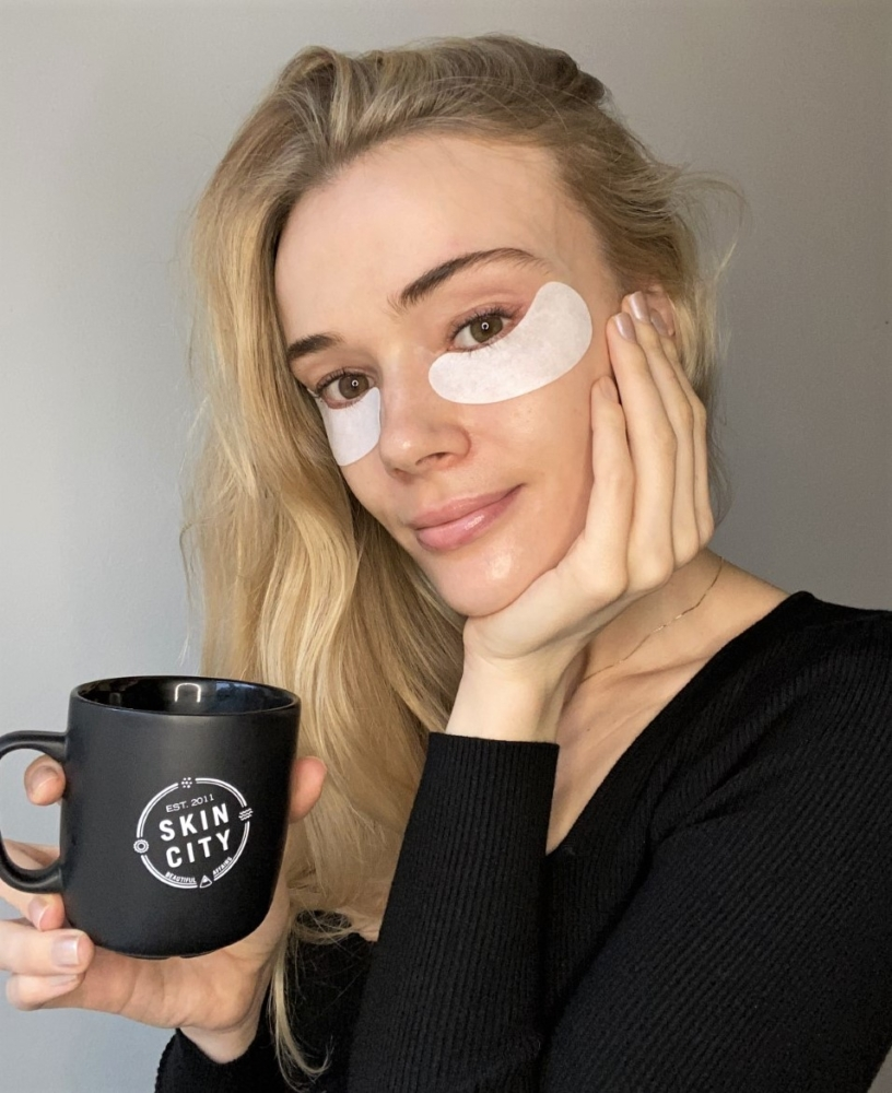 Babor eye patches