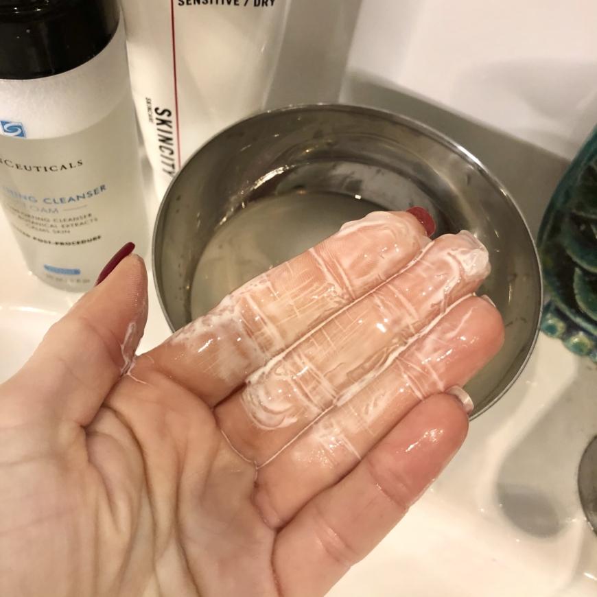 Mellow Balm Cleanser från SKINCITY skincare
