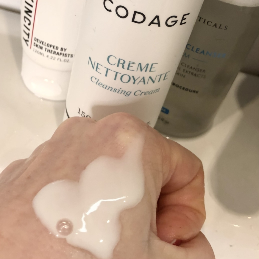 Codage Cleansing Creme