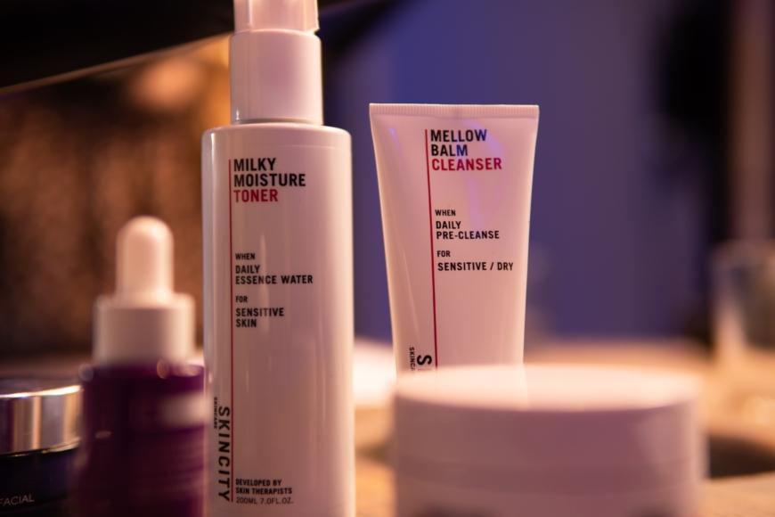 SKINCITY skincareprodukter