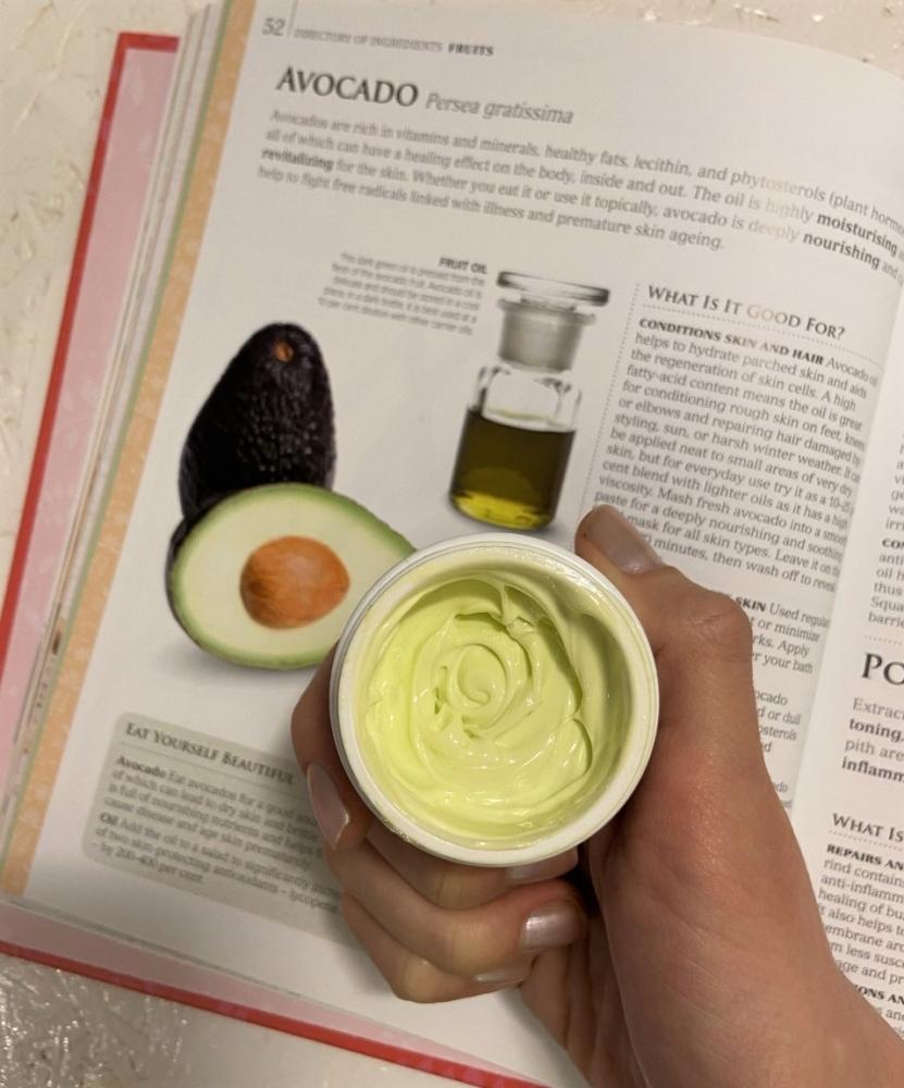 kiehls avocado creme