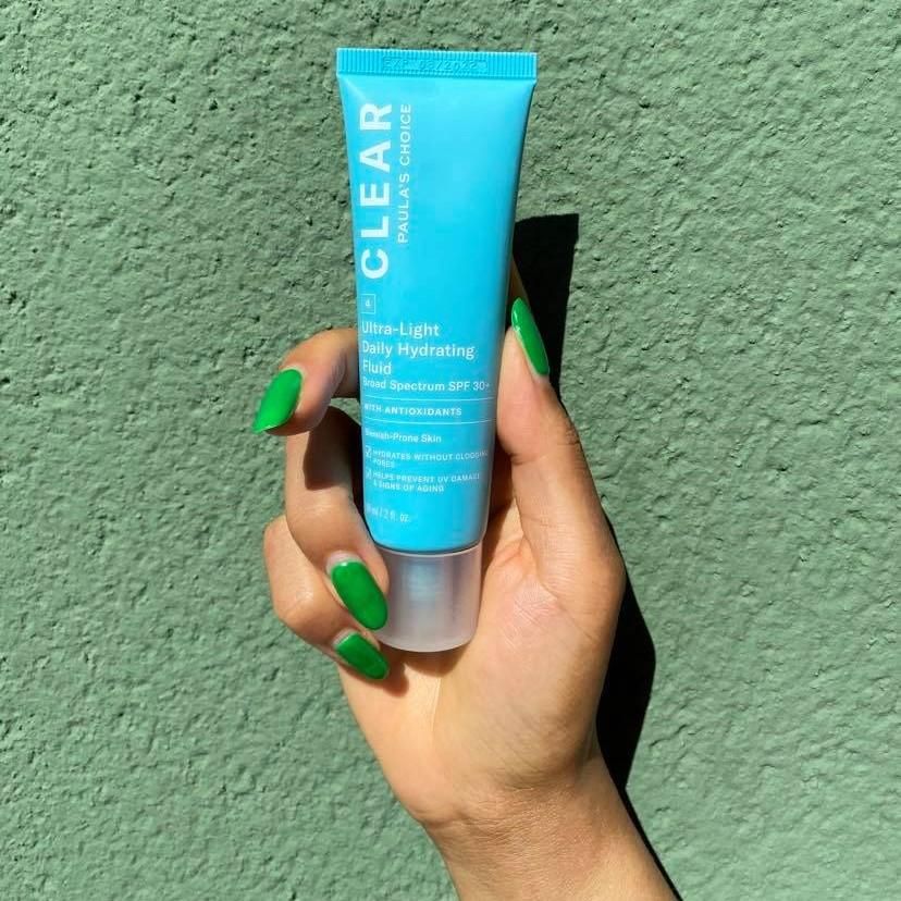Paula´s Choice CLEAR Ultra-Light Daily Hydrating Fluid SPF 30