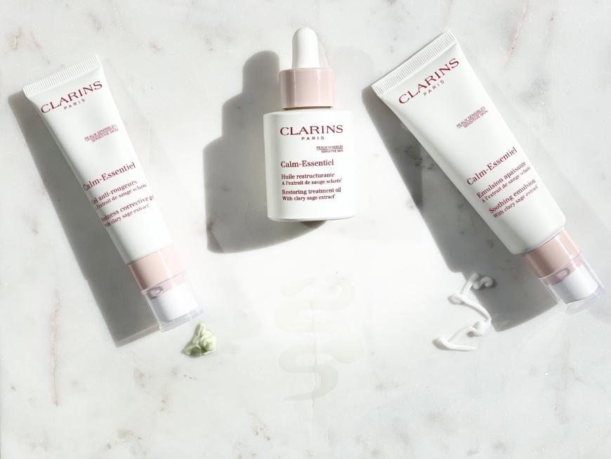 Soothing Emulsion går fint att användas dag och kväll tillsammans med kompletterande produkter