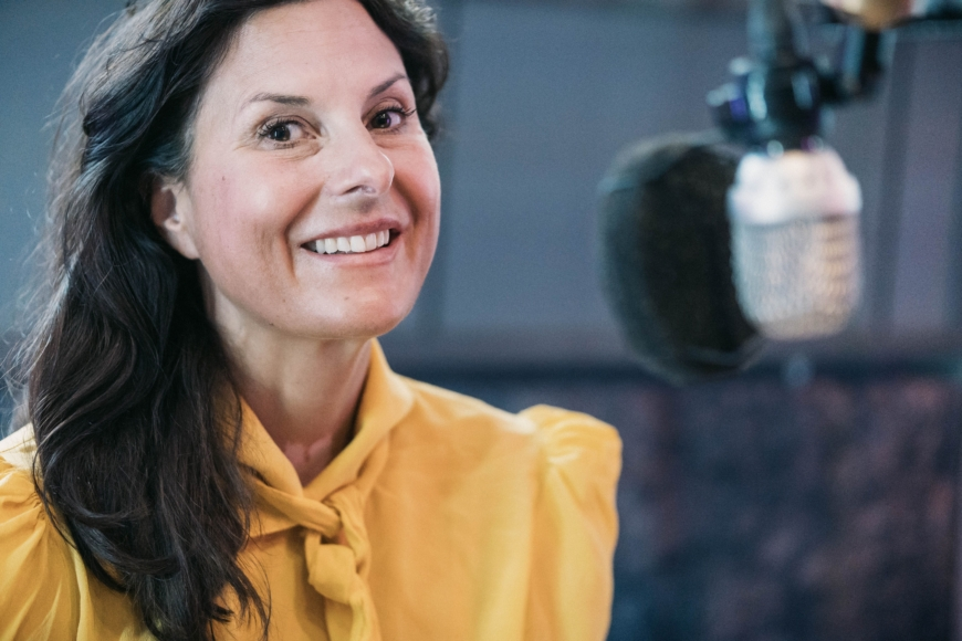 Johanna Gillbro Podd 2