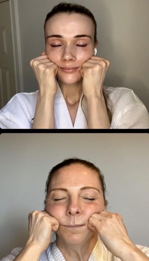 Face Yoga podd