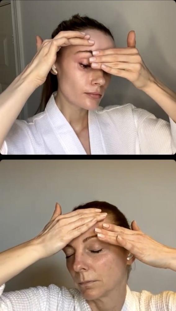 Face yoga panna podd