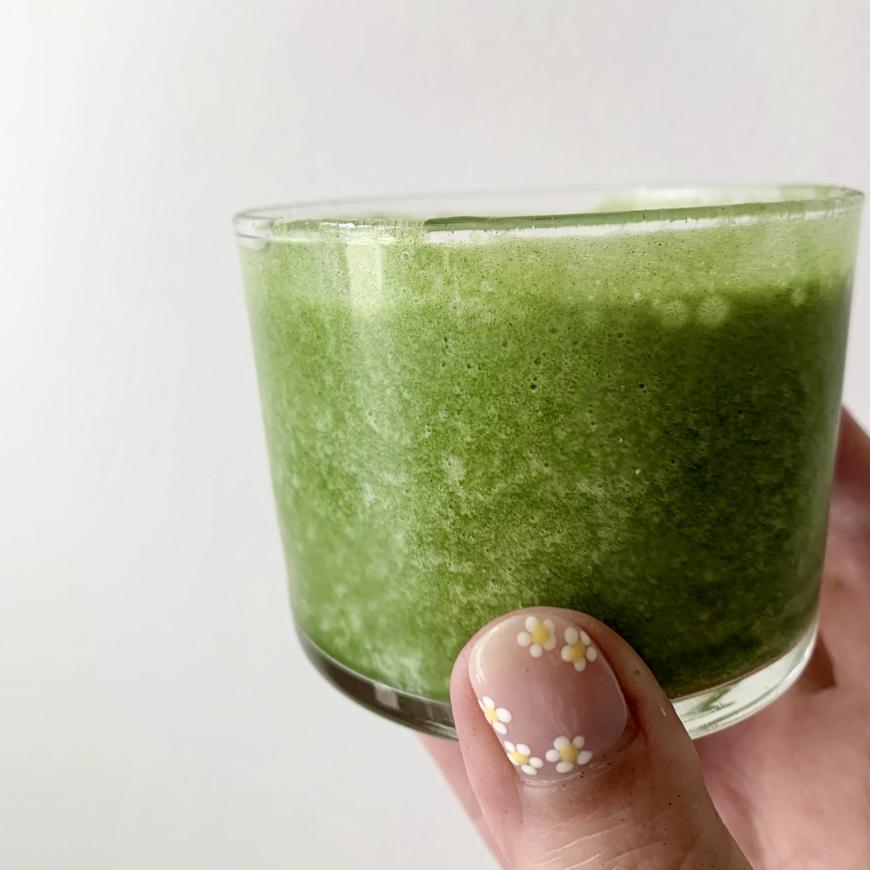 Marias gröna supersmoothie