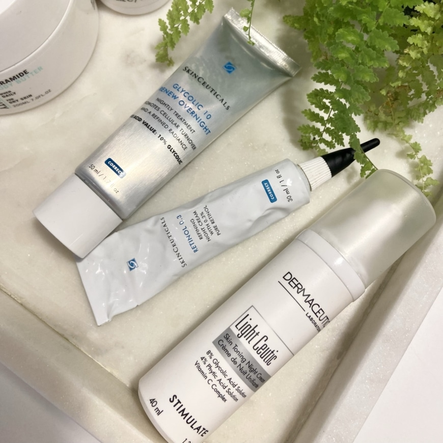SkinCeuticals och dermaceutic produkter