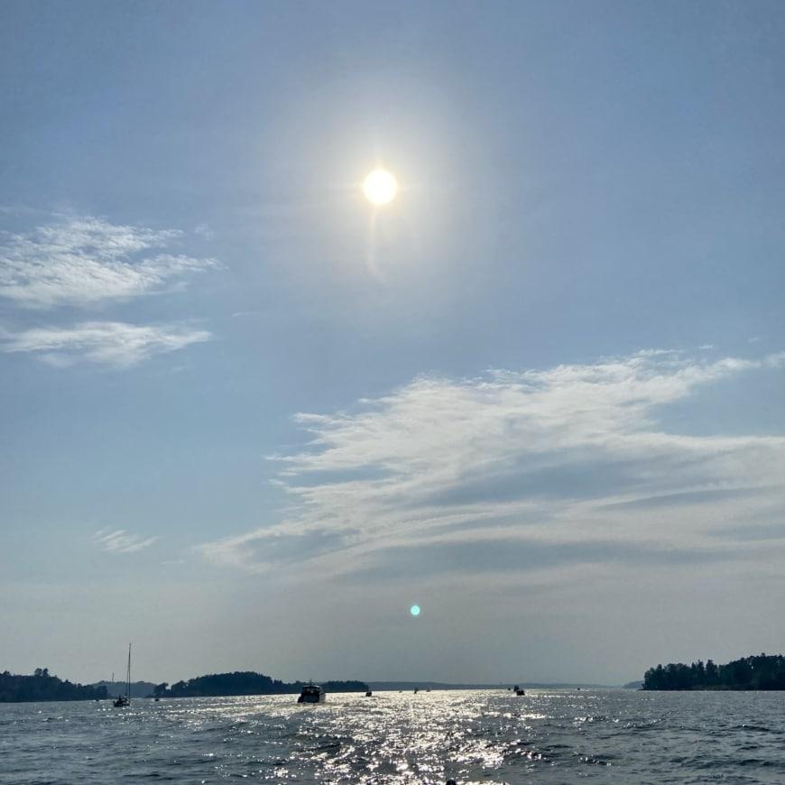 havet stockholms skärgård