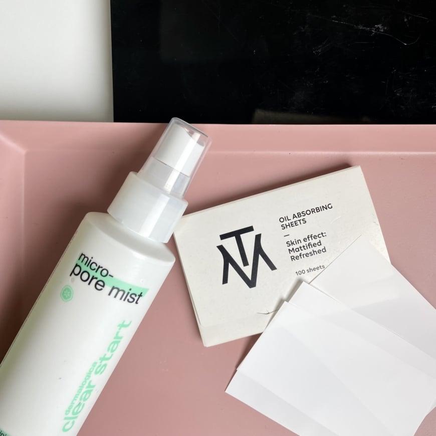 Micro Pore Mist och Oil Absorbing sheets
