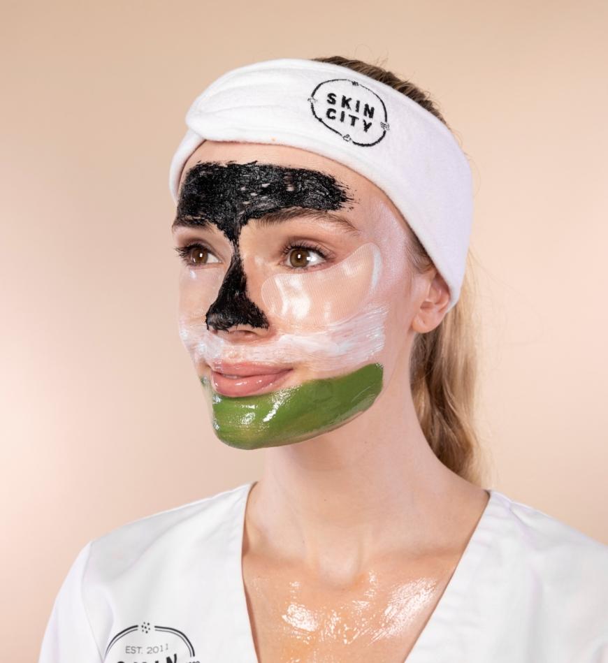 Mask zoner